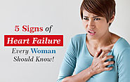 5 Signs of Heart Failure Every Woman Should Know