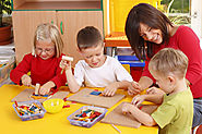 Your Child Will Learn in Preschool