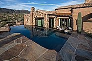 Exquisite Infinity Pools in Arizona: Personal Oasis