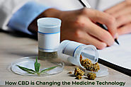 CBD expands in Medicine Technology