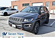 New 2019 Jeep Compass Trailhawk SUV