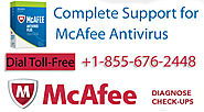 McAfee Toll Free Number 1-855-676-2448