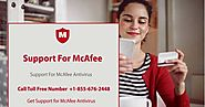 Third Party McAfee Support Number
