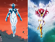 Which would be more powerful: a host of the Phoenix Force or the Enigma Force?