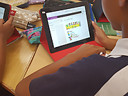 Eversdal Primary School – a Microsoft Showcase School where OneNote rules!
