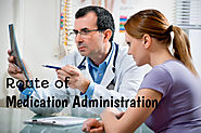 Route of Medication Administration