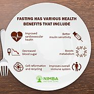 Fasting in Naturopathy: For better Health and Well-being