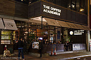 The Coffee Academics | 38 Yiu Wa Street, Causeway Bay, Hong Kong