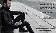 Mens Department Stores to Purchase Best Clothing Brands for Men