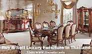 Luxury Furniture and Furniture Accessories Thailand
