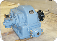 Offering both single and double helical gearboxes with API specifications depending on the customer's preference - Ke...