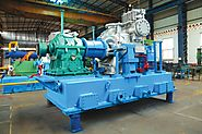 There are many Industries served by our Steam Turbines