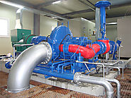 Edible Oil single stage steam turbines and multi stage steam turbines - Kessels Steam Turbines