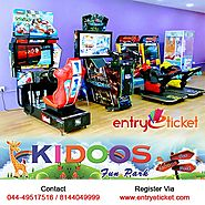 Kidoos Fun Park in Chennai | Online Entry via Entryeticket.com