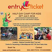 Half Day Camp for Kids 2018 | Online Registration By Entreticket