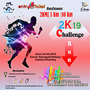 Challenge Run 2K19 in Chennai | Online Registration by Entryeticket