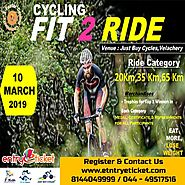 Fit 2 Ride in Chennai | Online Registration by Entryeticket
