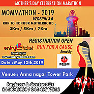 MOMMATHON 2019 - RUN TO HONOUR MOTHERHOOD | Registration available on Entryeticket