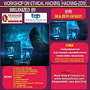 Workshop on Ethical Hacking 2019 | Online Registration on Entryeticket