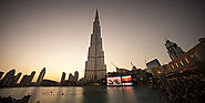 4. The World's Highest Building - Burj Khalifa Dubai