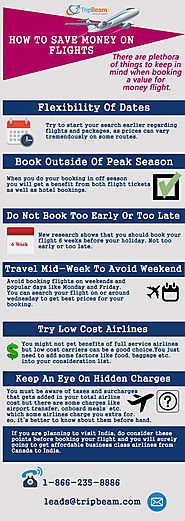 How to Save Money on Flights Booking