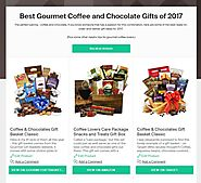 Best Gourmet Coffee and Chocolate Gifts of 2017