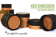 Toothless Herb Grinder 1.0 by 420ThreeD