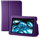 MarBlue Ultra Lightweight Origin Case for All New Kindle Fire HD, Purple (will not fit previous generation models)