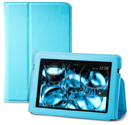 MarBlue Ultra Lightweight Origin Case for All New Kindle Fire HD, Blue (will not fit previous generation models)