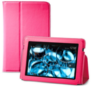 MarBlue Ultra Lightweight Origin Case for All New Kindle Fire HD, Pink (will not fit previous generation models)