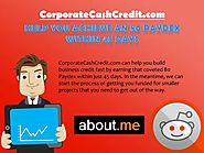 CorporateCashCredit.com - Help You Achieve an 80 Paydex Within 45 Days