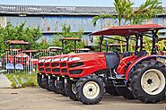 The Process of Buying Small Tractors for Sale