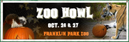 Zoo Howl at Franklin Zoo