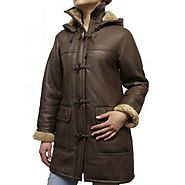Buy Online Shearling Sheepskin Jackets for Women UK | Brands Lock Shop