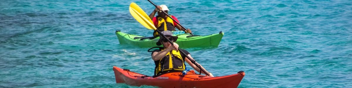 Headline for Types of Kayaks and Kayaking – Leave your Cares Behind
