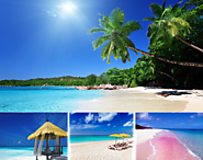 THE BEACHES! From Seven-Mile Beach in Grand Cayman to Pink Sands Beach in the Bahamas, the Caribbean boasts some of t...