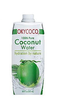 best organic coconut water drink