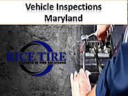 Vehicle Inspections Maryland