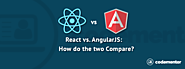 React vs AngularJS – How the two Compare | Codementor