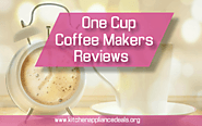 Best One Cup Coffee Machine Reviews