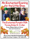 The Enchanted Pumpkin Path