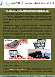 Find Mobile Phone Repair Wexford – Iphixx