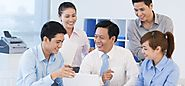 What are the steps followed by the corporate recruiters to select efficient employees? - Mahwah, NJ - William Almonte...