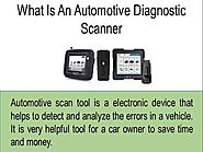 Best Diagnostic Scan Tool | AUTO-I 100