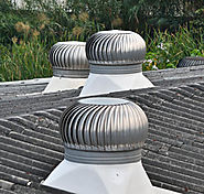 Wind Turbine Ventilators | Roof Ventilators Manufacturers in India | Riseecovent