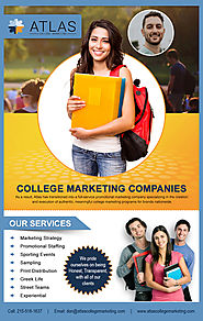 How to promote to college students?