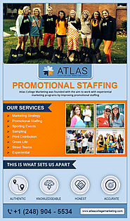 Need For Local Promotional Staffing Companies