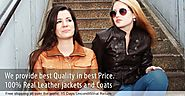 Fashionable Womens Vintage Motorcycle Jacket Up For Grab At Easy Costs