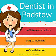 Dental care solutions at dentist in padstow.
