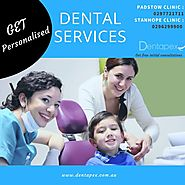 Get Personalized dental services at Padstow NSW